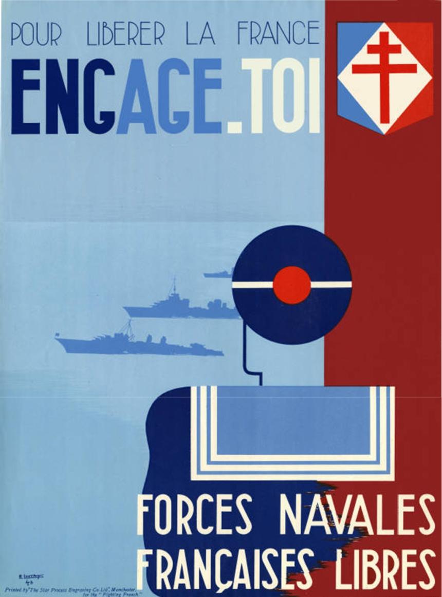 Pour libérer la France, engage-toi (1943)