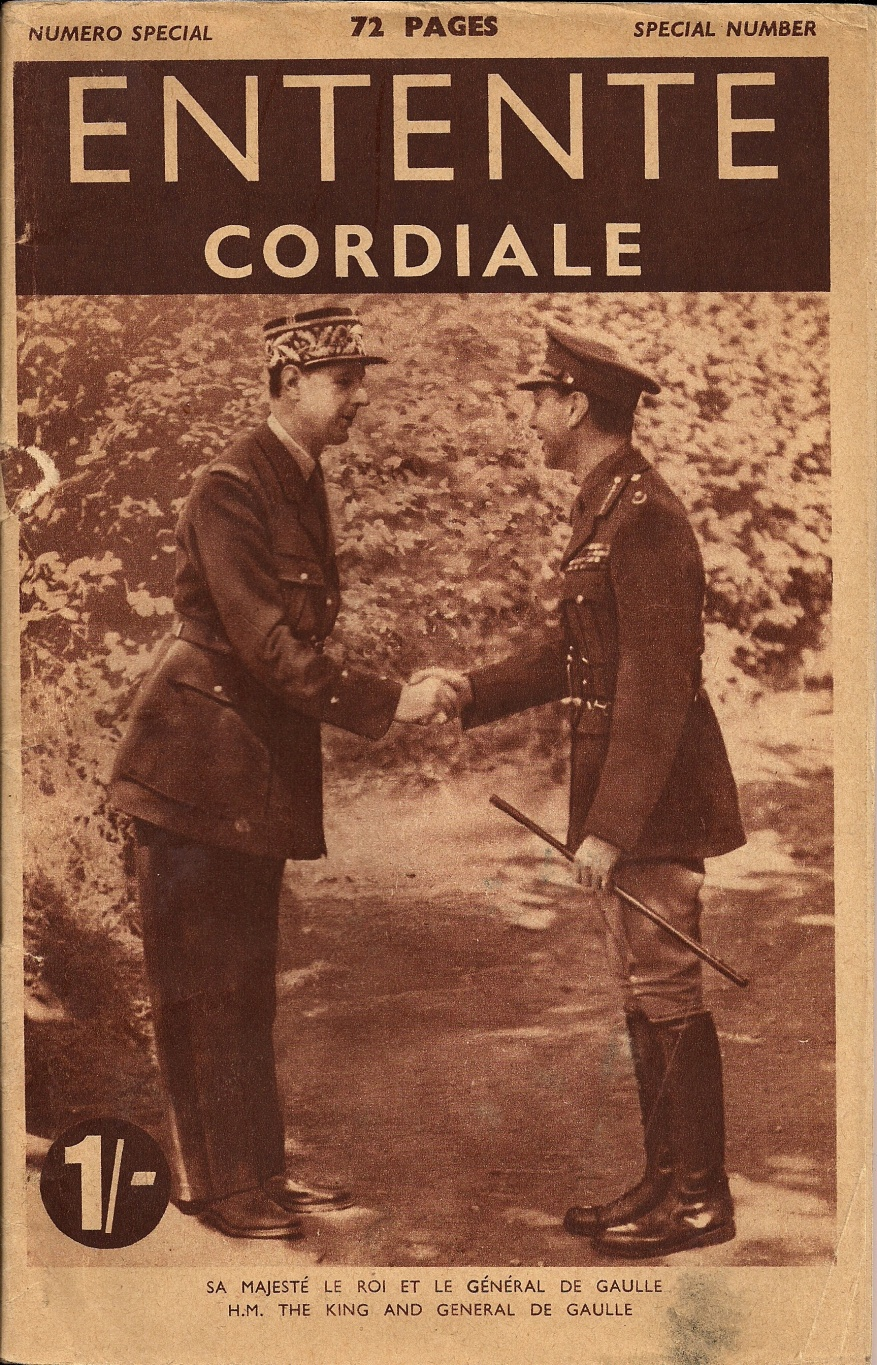 Entente cordiale (1941)