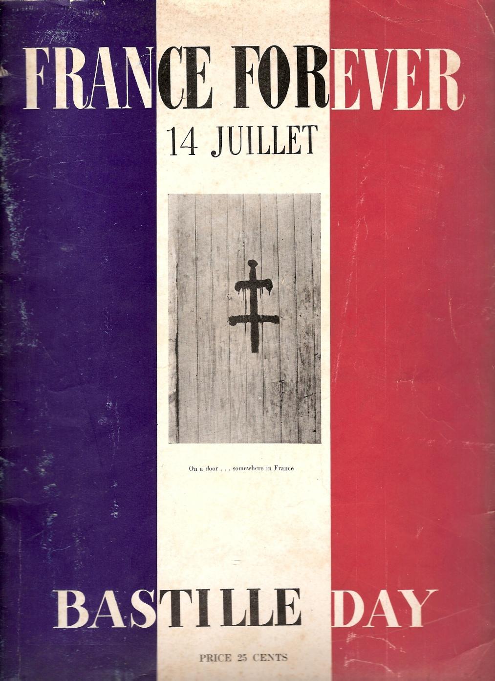 France Forever (14 juillet 1943)