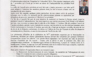 Bir Hakim… L'Authion, n° 28