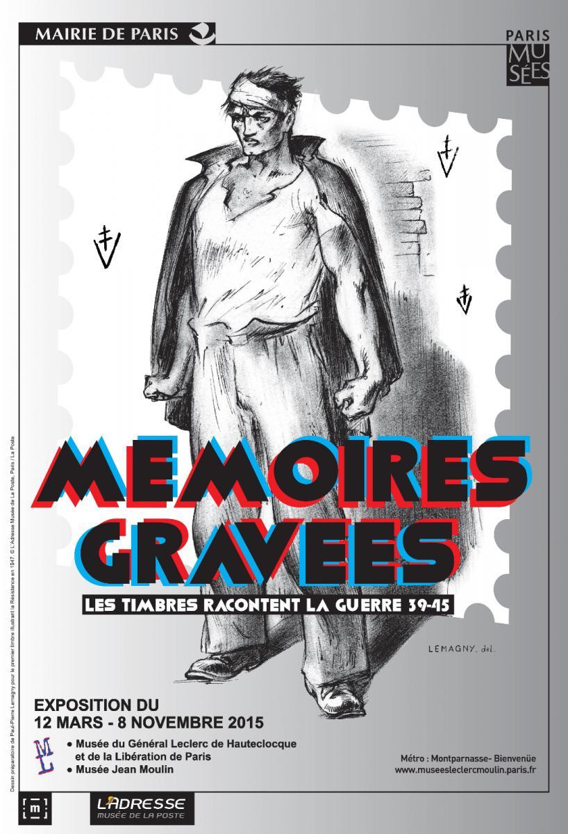 Mémoires gravées (exposition)