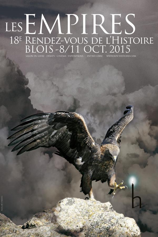 Les Rendez-vous de l'histoire à Blois (9 – 11 octobre 2015)