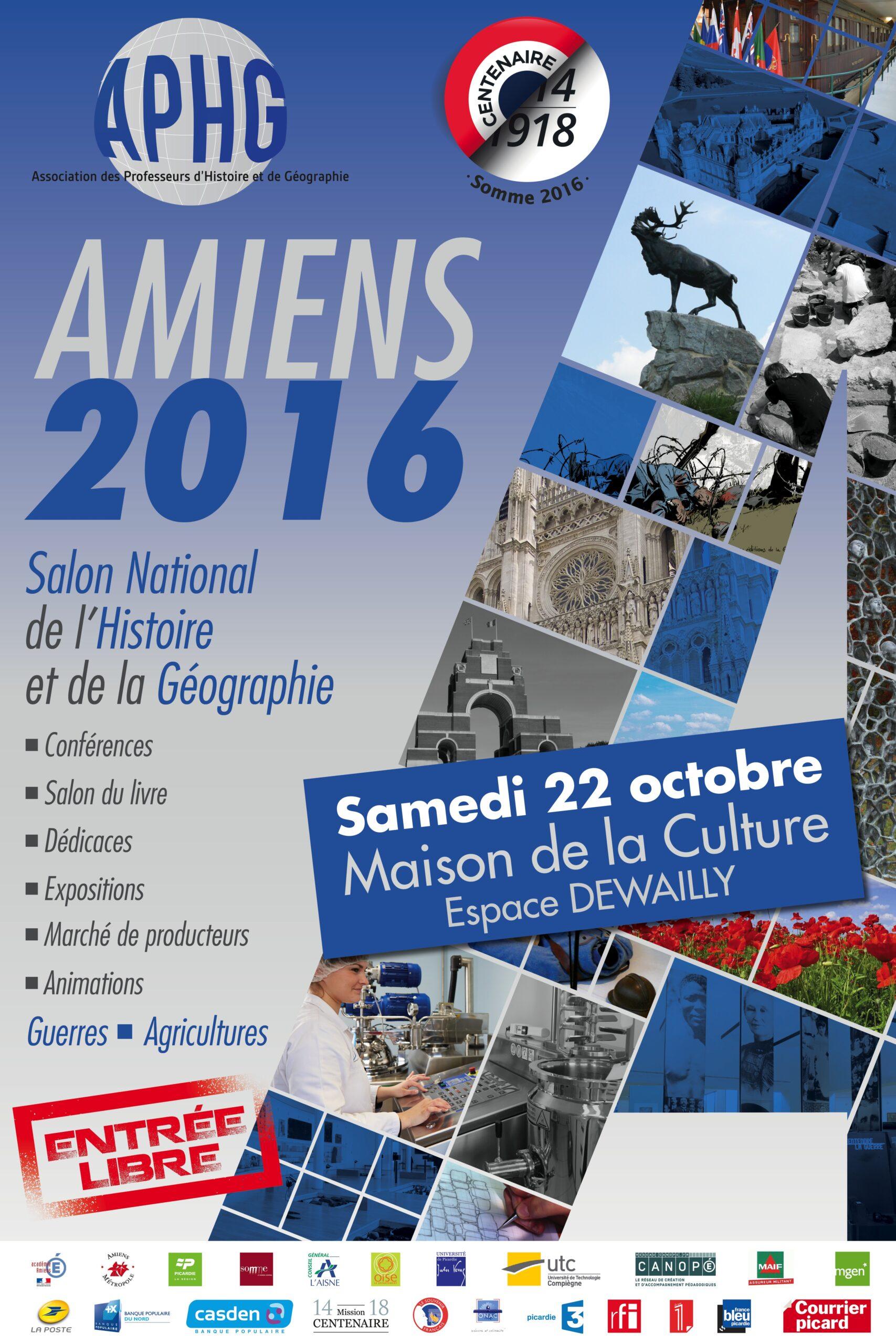 Festival de l'Histoire et de la Géographie