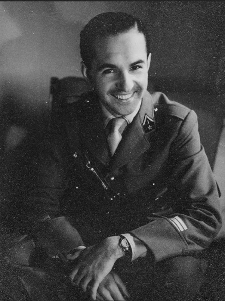 Souvenirs épars 1940-1942