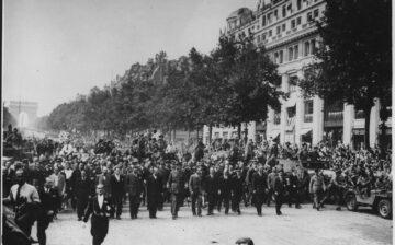 S'engager : participer à la libération de la France