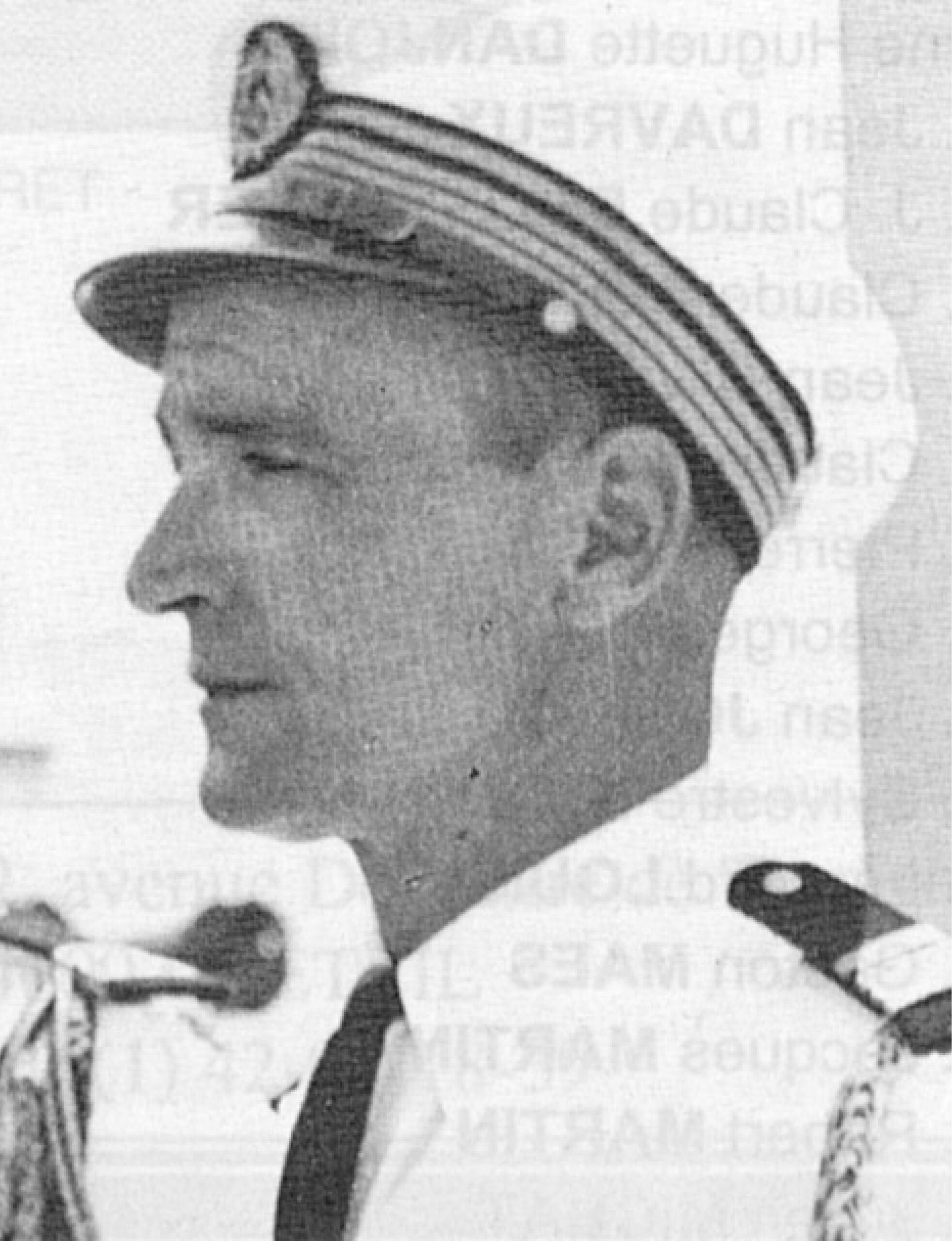 Commandant Alexandre Lofi