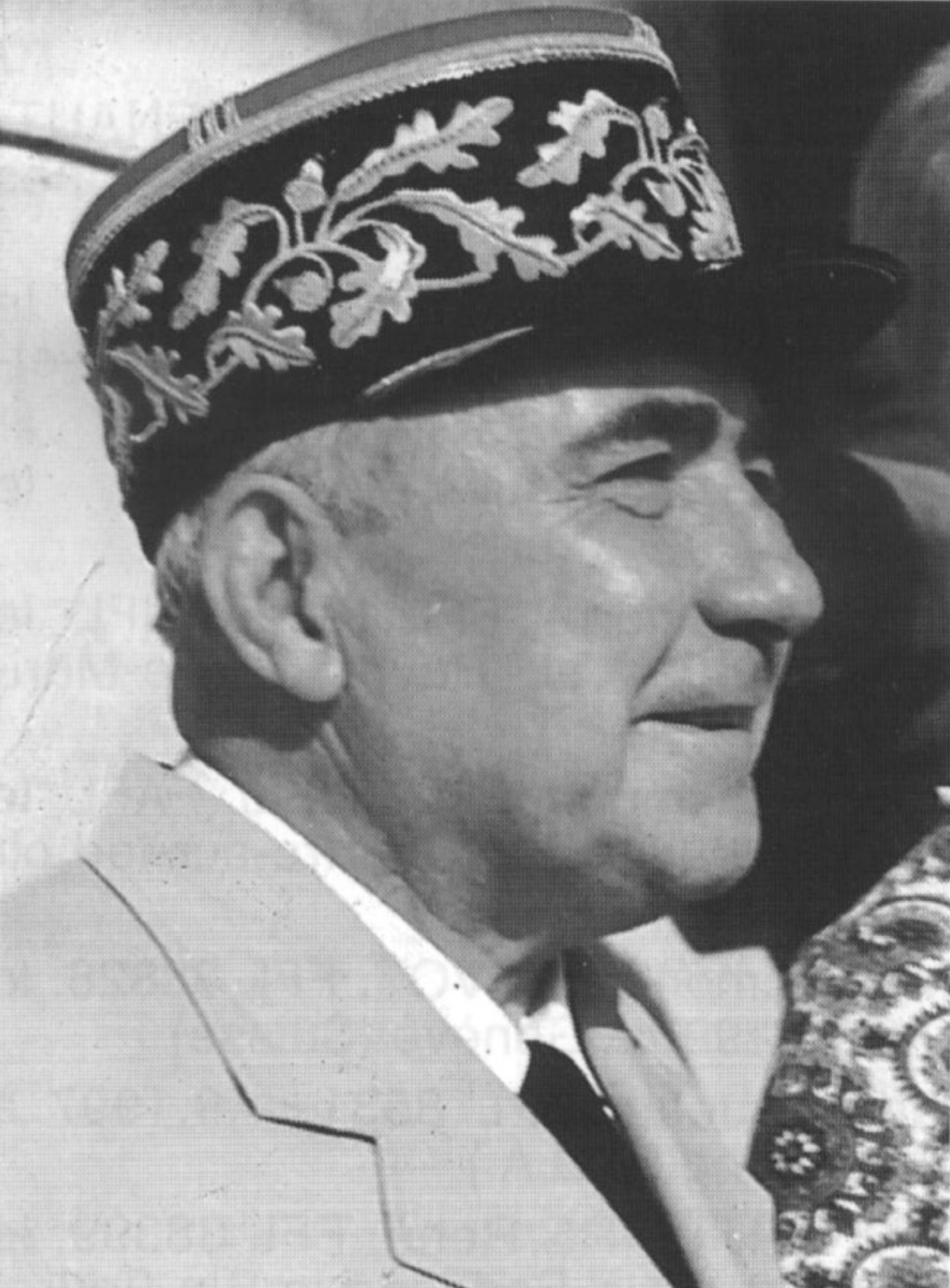 Général Georges Bergé