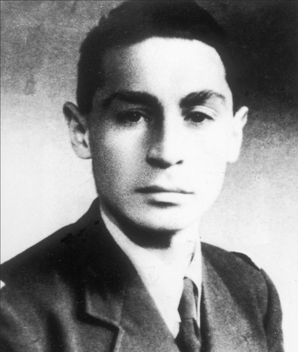 Lieutenant François Martin