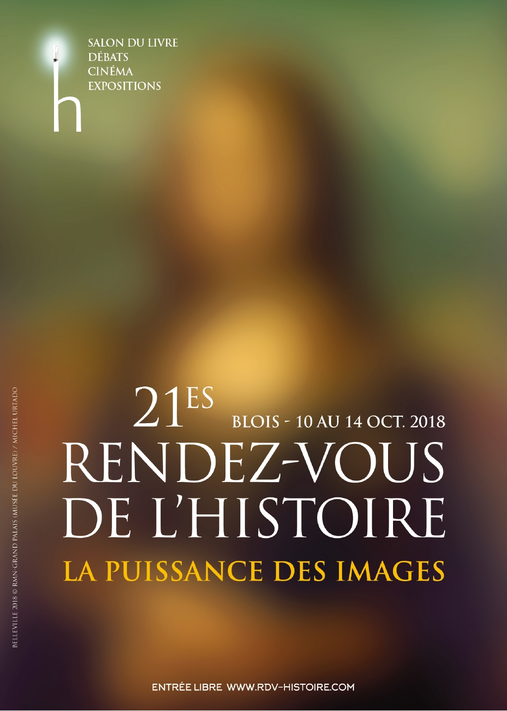 La Fondation de la France Libre aux Rendez-vous de l'histoire de Blois 2018