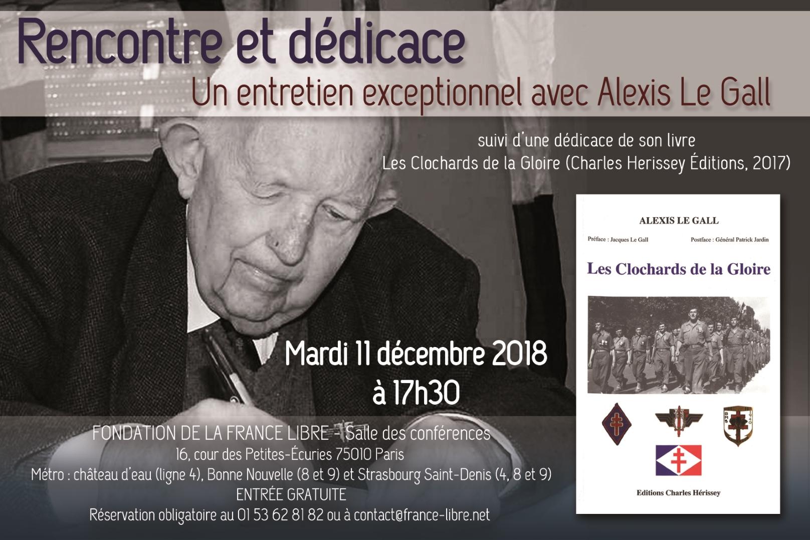 Rencontre-dédicace avec Alexis Le Gall