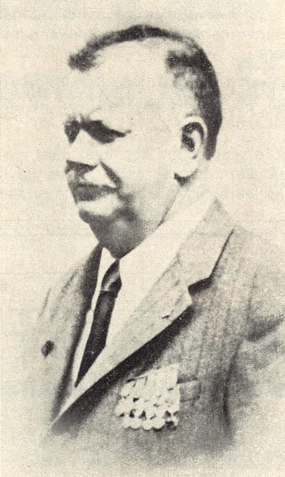Le commandant Jean Tritschler