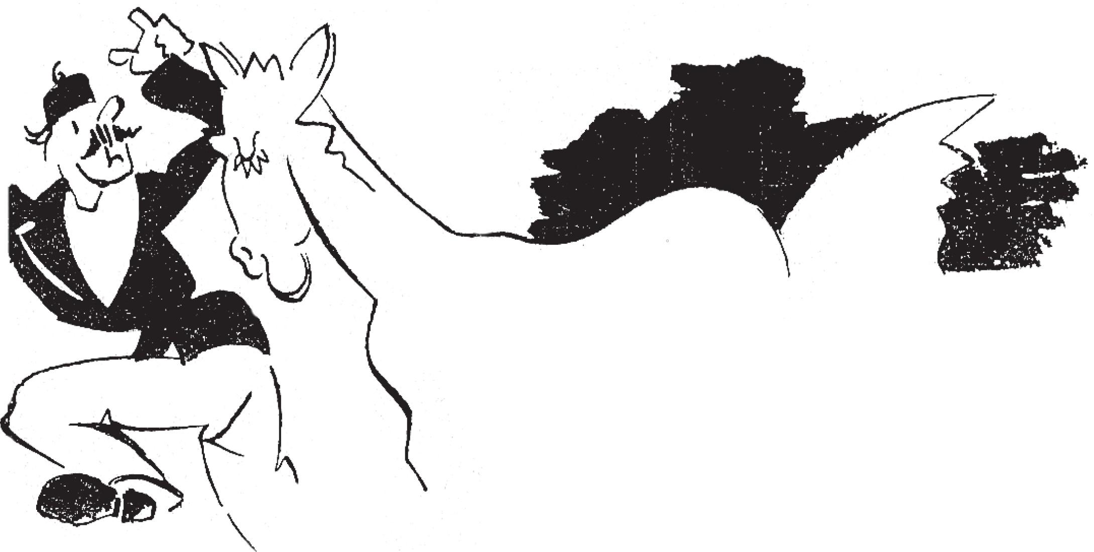 Le cheval et la mort, par Vercors