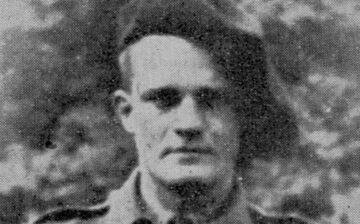 Le sous-lieutenant Paul Tripier