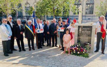 Marseille, 12 juin 2021: Commémoration de la victoire de Bir-Hakeim